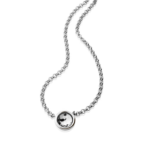Mi moneda cambio sterling silver necklace mi moneda cambio sterling silver necklace 45cm aloadofball Gallery