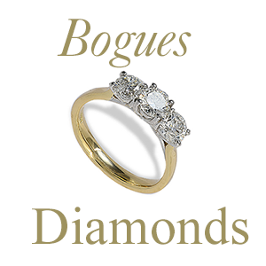 Bogues Diamond Rings
