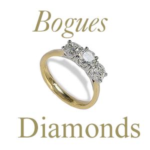 Bogues Diamond Rings