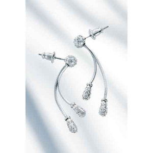 Belleek Living Crystal Drop Earrings (6420)
