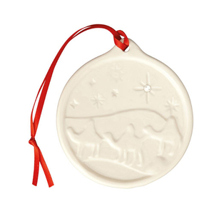 Belleek Living Christmas Ornament (7618)