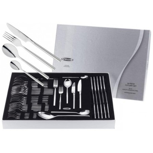 Stellar Rochester 44 Piece Cutlery Box Set BL58