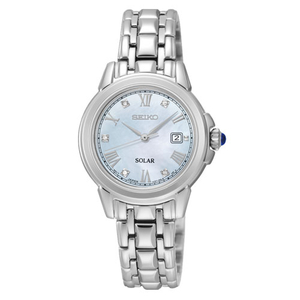 Seiko Ladies Solar Powered Watch (SUT243P9)