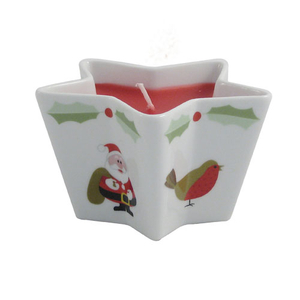 Aynsley Christmas Time Star Votive (XMAS30607)