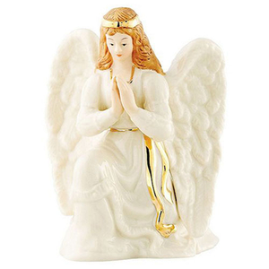 Belleek Living Nativity Angel Figurine (7244)