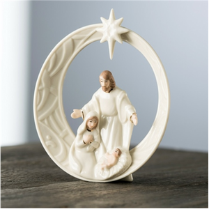 Belleek Living Star Nativity Figure