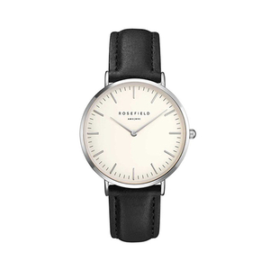 Rosefield The Bowery Stainless Steel Strap Watch