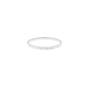 Ted Baker Silver Plated CLEMINA Hinged Bangle