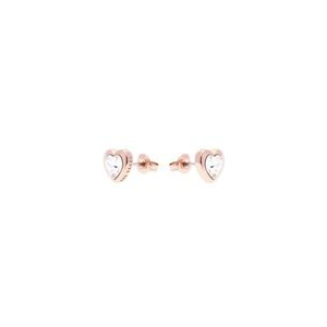 Ted Baker Rose Gold Plated Heart Studs