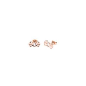 Ted Baker Rose Gold Plated Cubic Zirconia SUSIEE Bow Studs