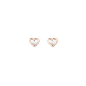 Ted Baker HEILA Rose Gold Plated Mother of Pearl Studs