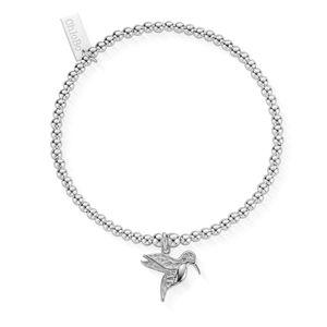 ChloBo Sterling Silver Humming Bird Bracelet