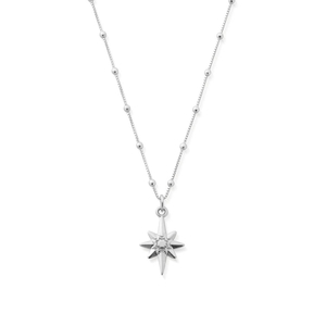 ​ChloBo Sterling Silver Bobble Star Necklace