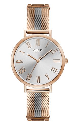 Guess ladies bi-colour  bracelet watch